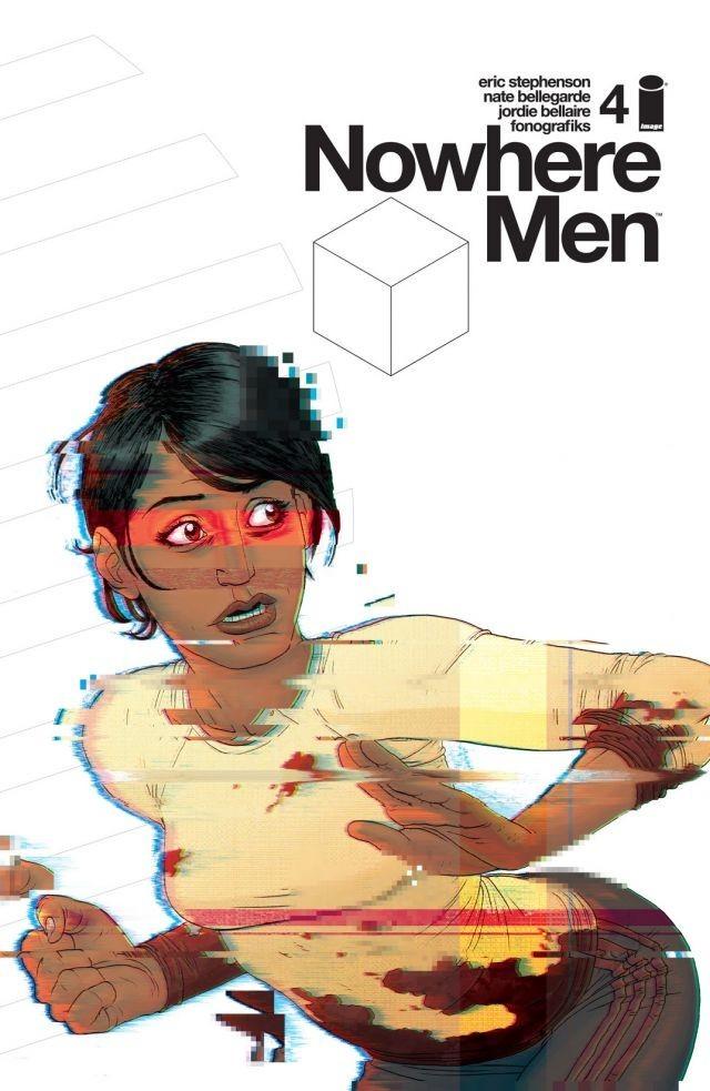 Nowhere Men #4