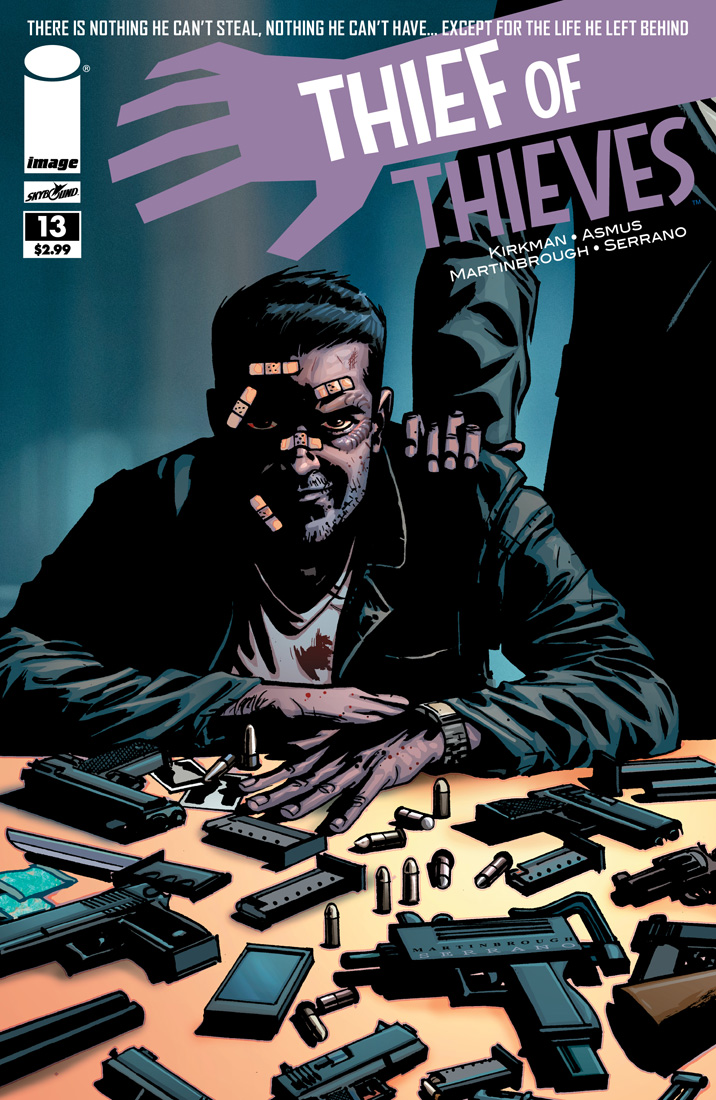 Thief of Thieves #13