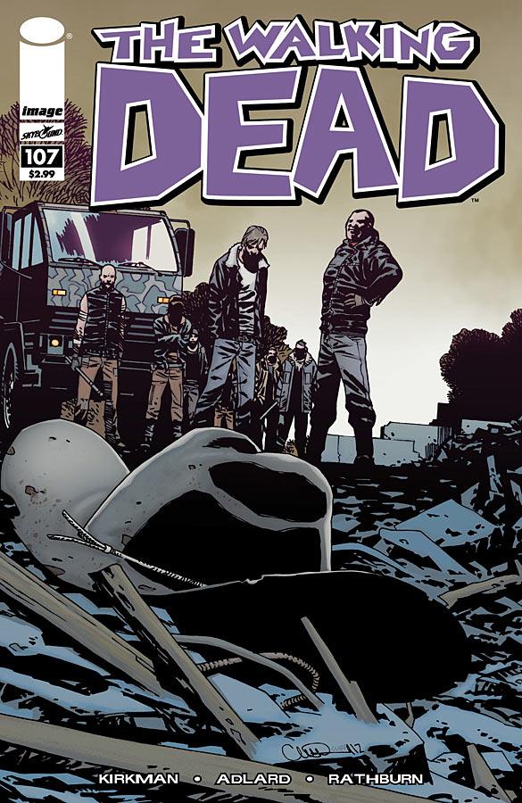 The Walking Dead #107
