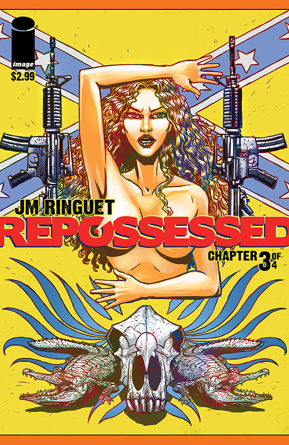 Repossessed #3