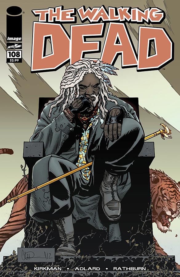 Walking Dead #108