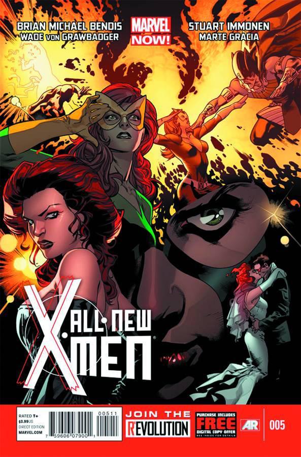 Yesterday's X-Men Part 5