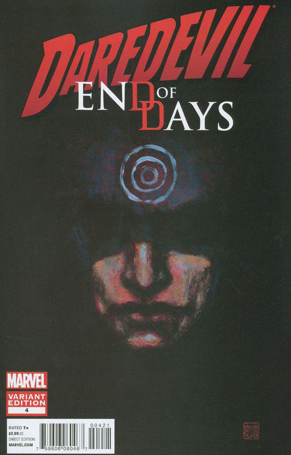 Daredevil: End Of Days #4