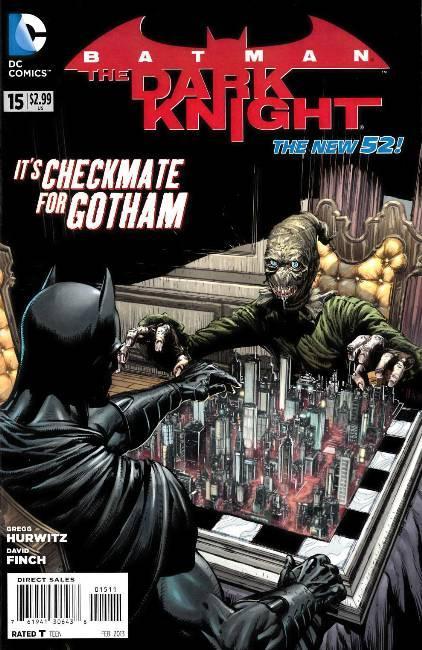 The Dark Knight #15