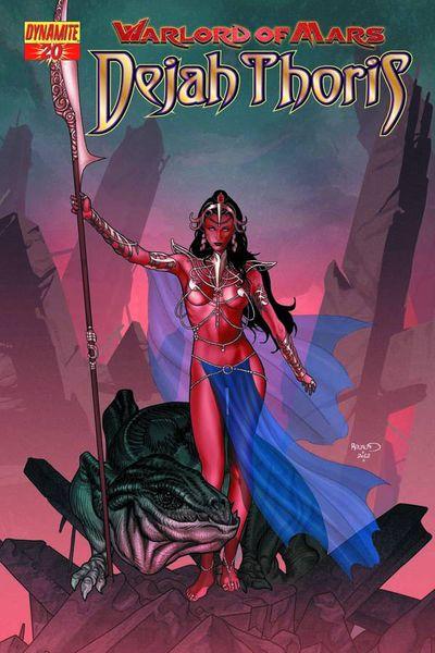 Warlord Of Mars Dejah Thoris #20