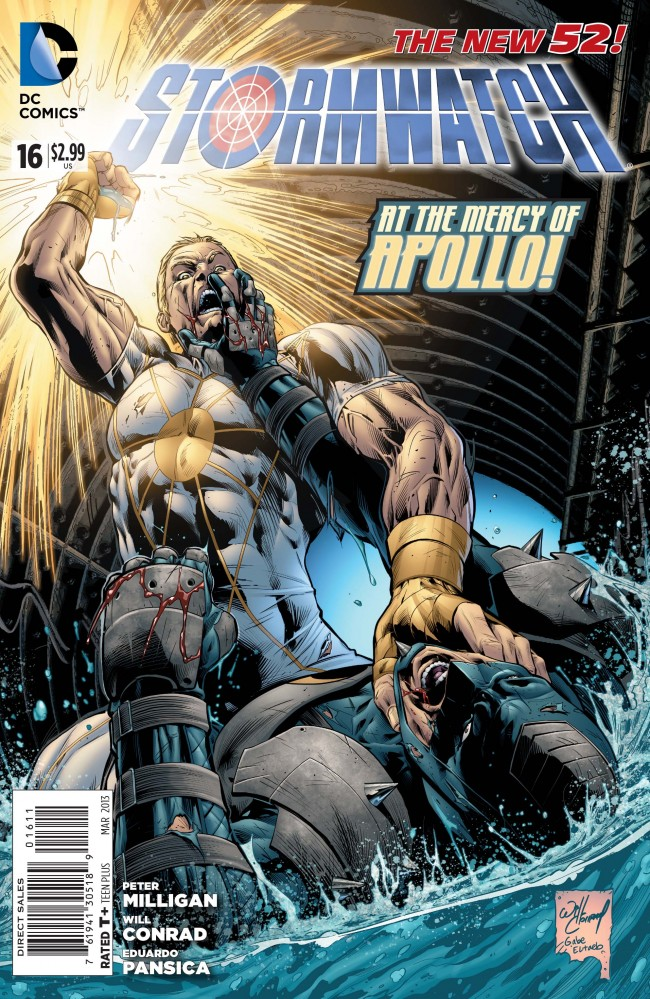 Part 2 : The Hunt for Midnighter