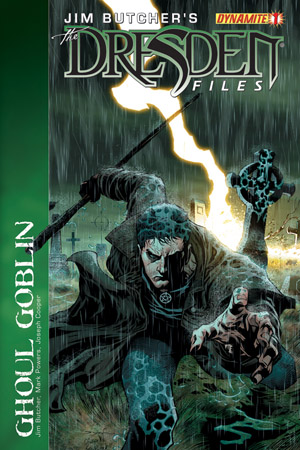 DRESDEN FILES: GHOUL GOBLIN #1