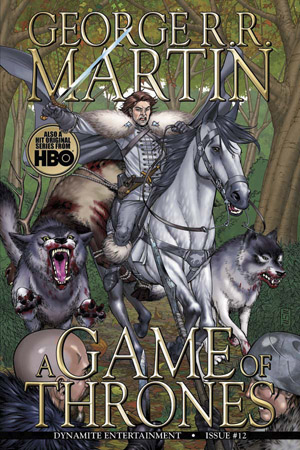 A Game Of Thrones #12