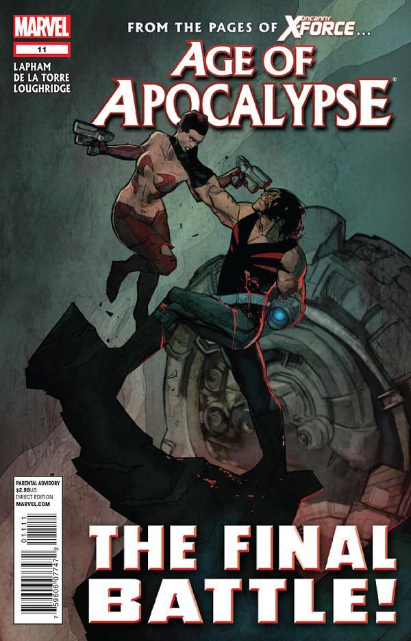 Age Of Apocalypse #11