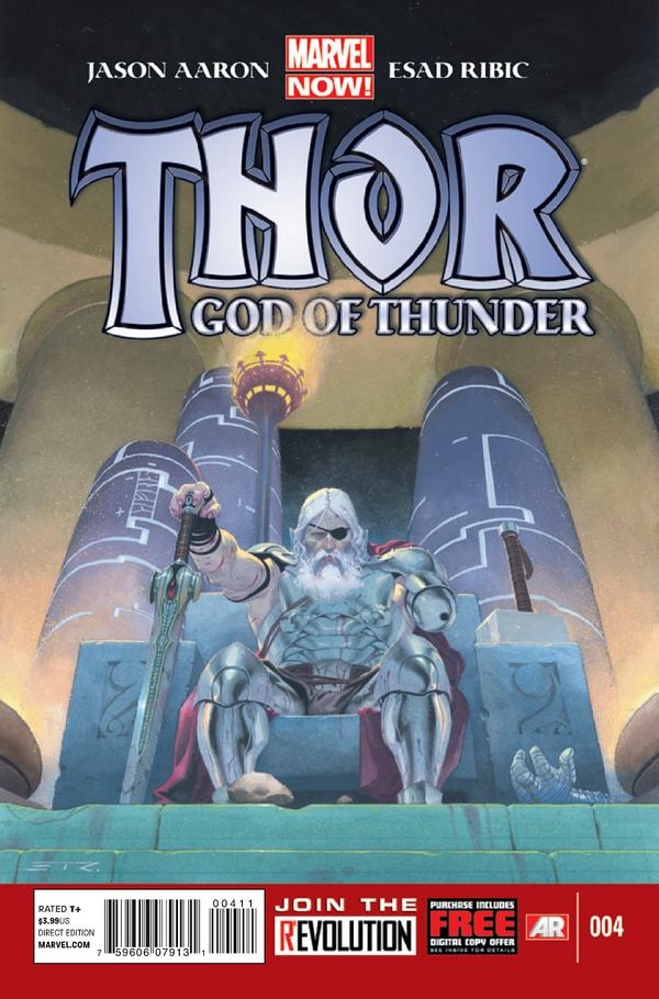 The God Butcher Part 4: The Last God in Asgard