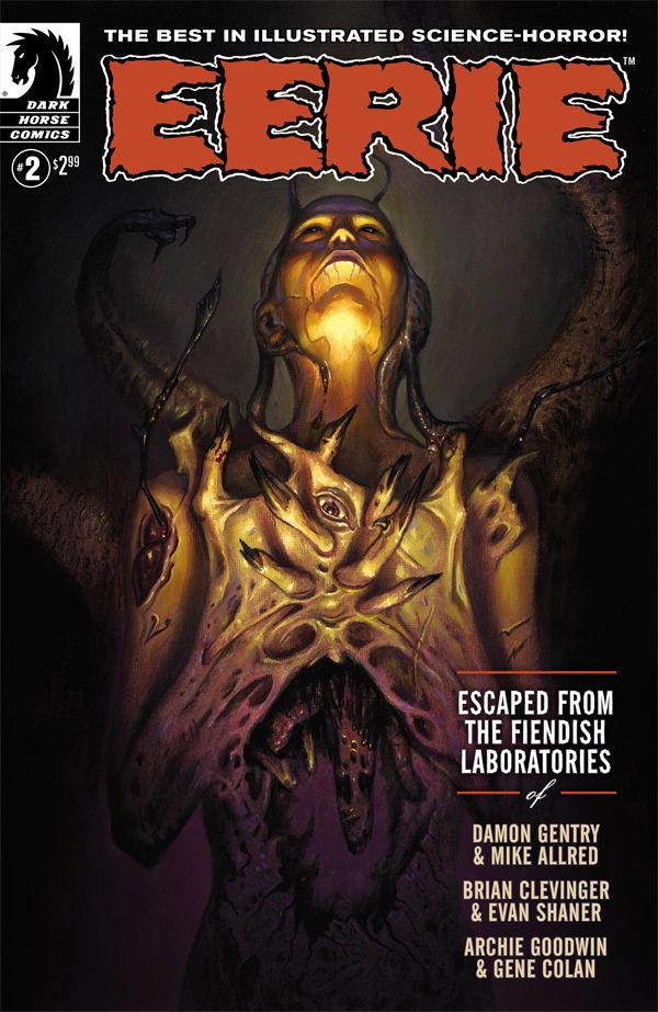 Eerie Comics #2