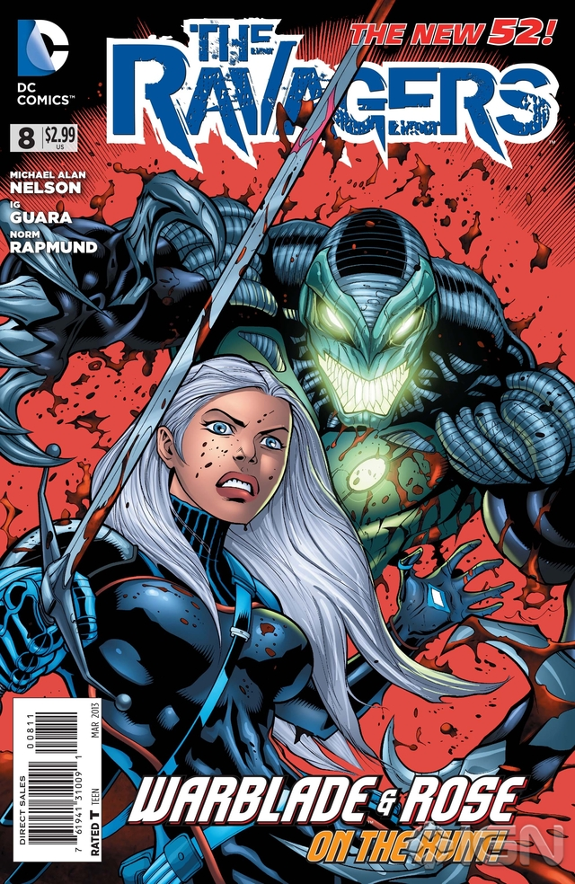 The Ravagers #8