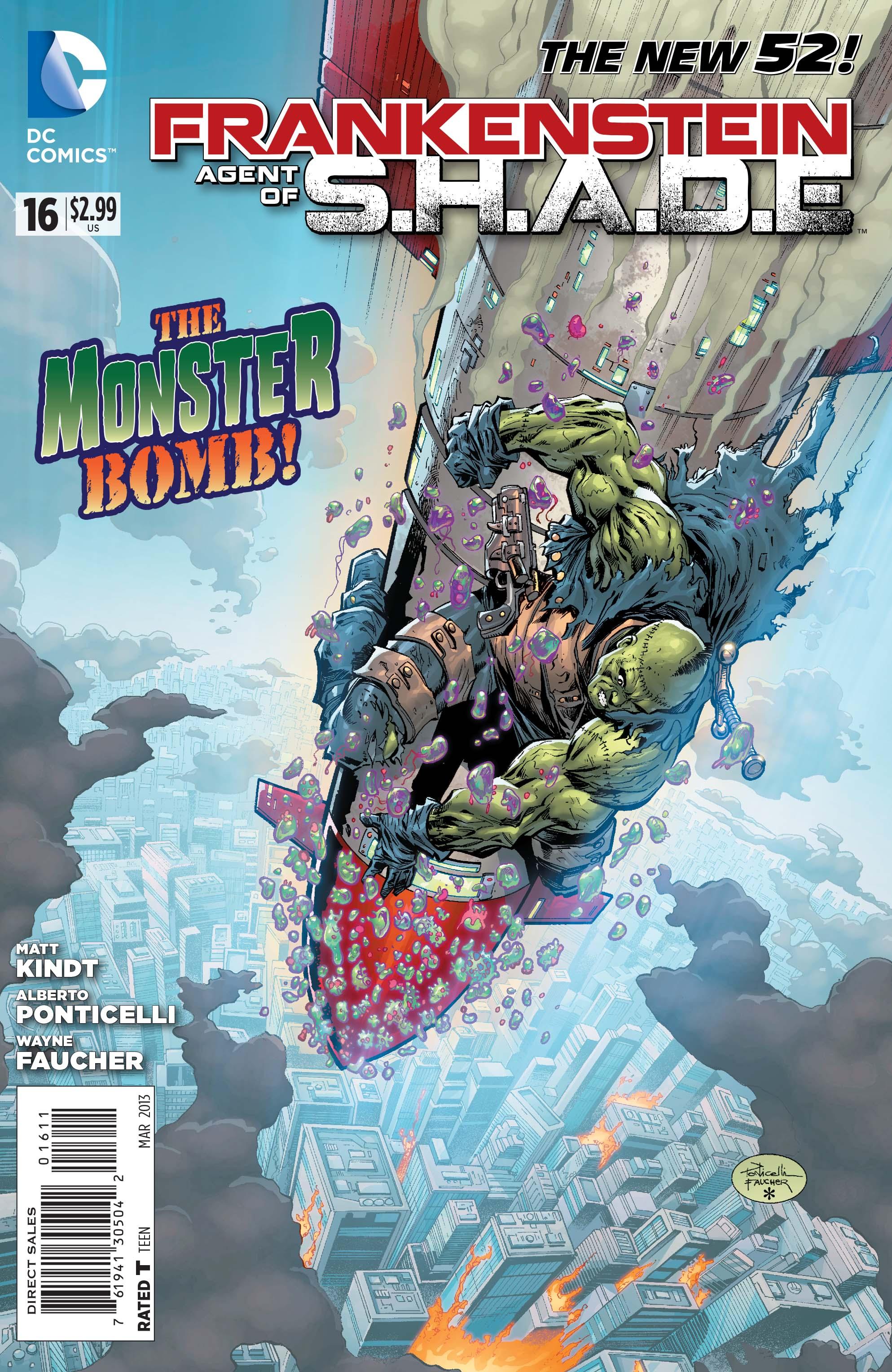 The Monster Bomb