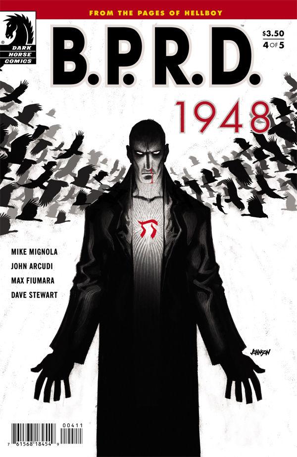 B.P.R.D. 1948 #4
