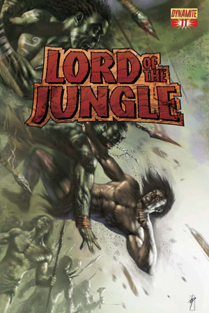 Lord Of The Jungle #11