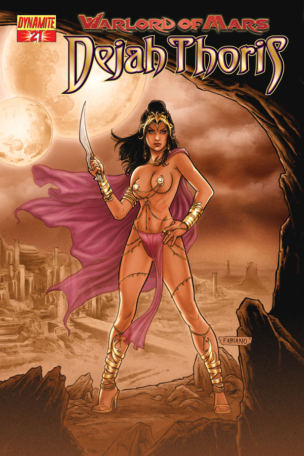 Warlord Of Mars : Dejah Thoris #21