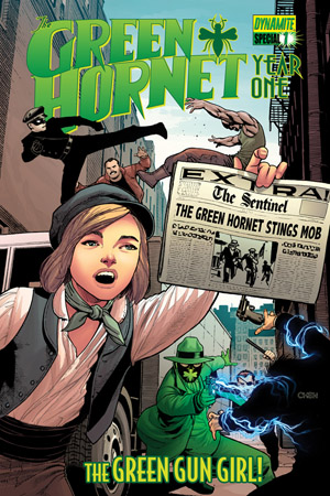 Green Hornet : Year one Special #1