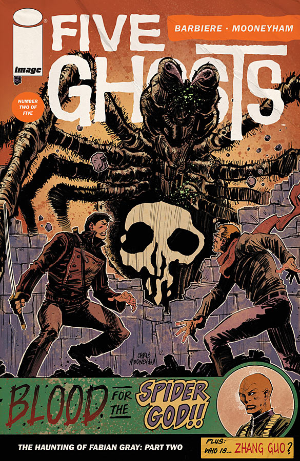 Five Ghosts: The Haunting of Fabian Gray #2