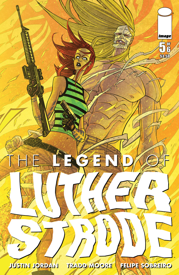 The Legend of Luther Strode #5