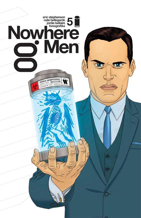 Nowhere Men #5