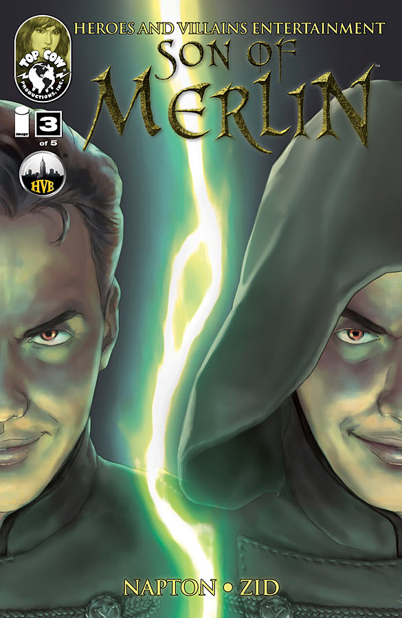Son of Merlin #3