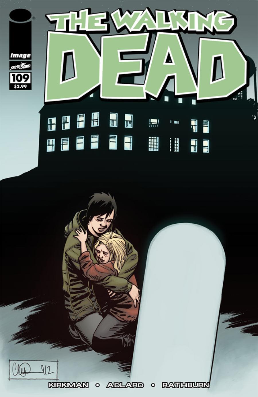 Walking Dead #109