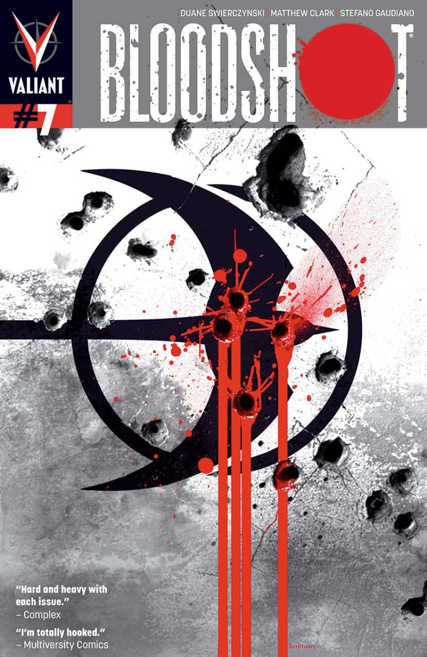 Bloodshot #7