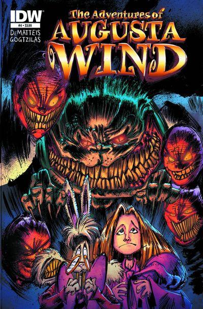 Adventures Of Augusta Wind #4