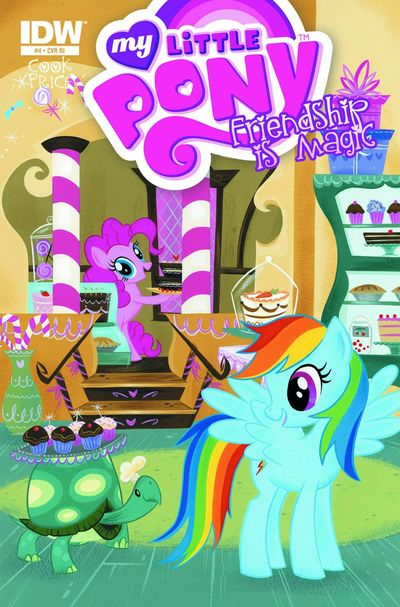 My Little Pony Friendship Is Magic #4