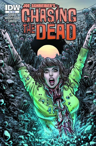 Chasing The Dead #4 (of 4)