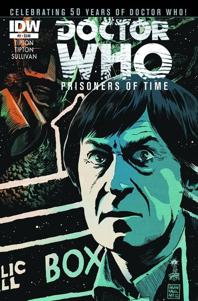 Doctor Who Prisoners Of Time #2 (of 12)