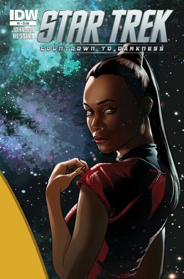 Star Trek Countdown To Darkness #2 (of 4)