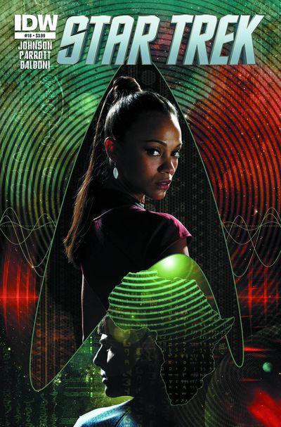 Star Trek Ongoing #18