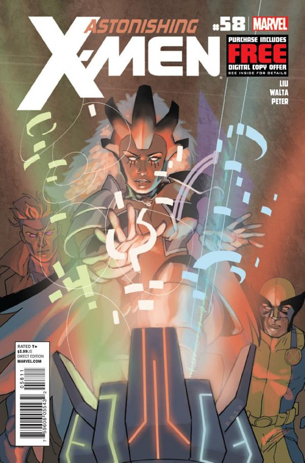 Astonishing X-Men #58