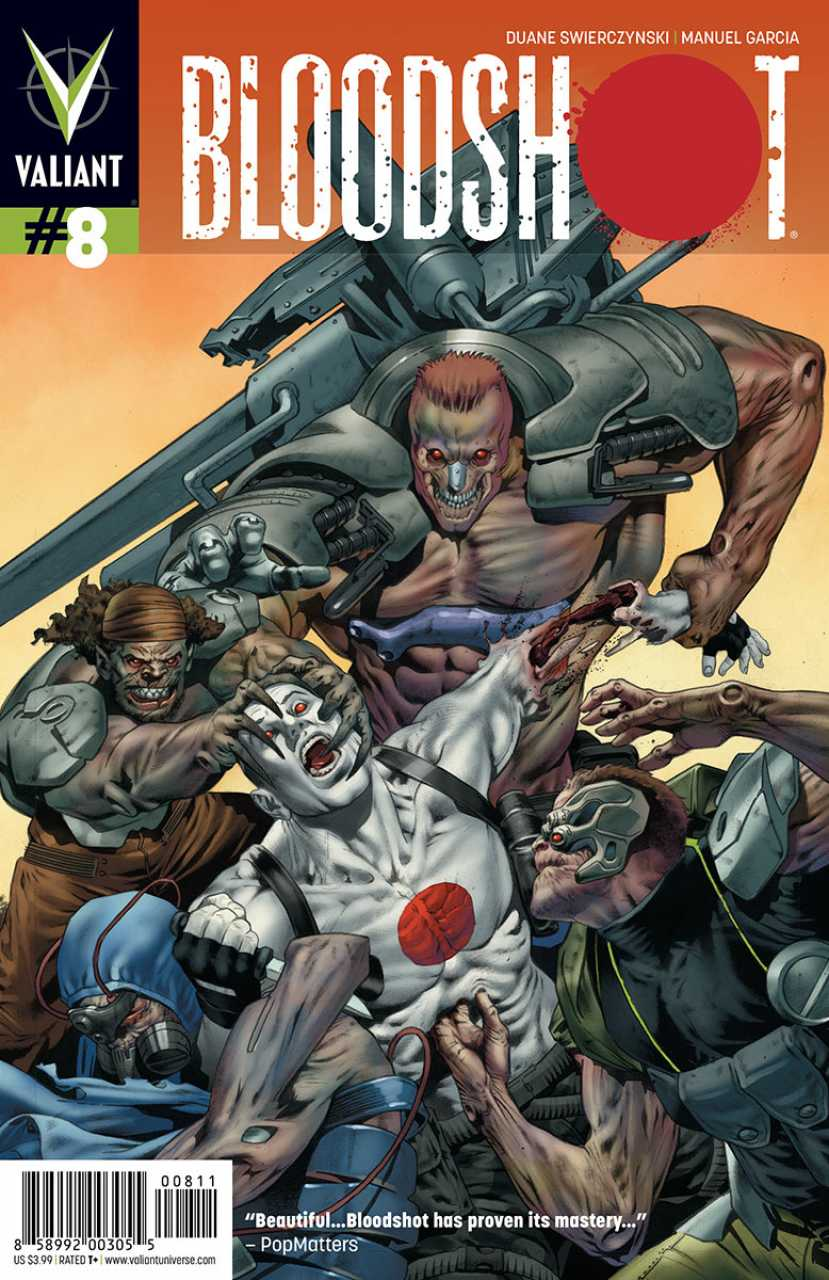 Bloodshot #8