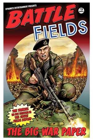 Battlefields : The green fields beyond #3