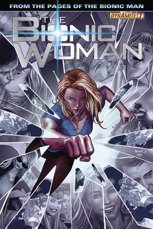 Bionic Woman #7