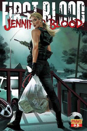 Jennifer Blood : First blood #3