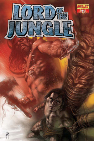 Lord Of The Jungle #12