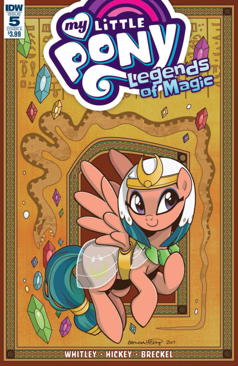 My Little Pony: Legends of Magic #5