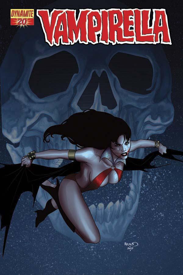 Vampirella # 20