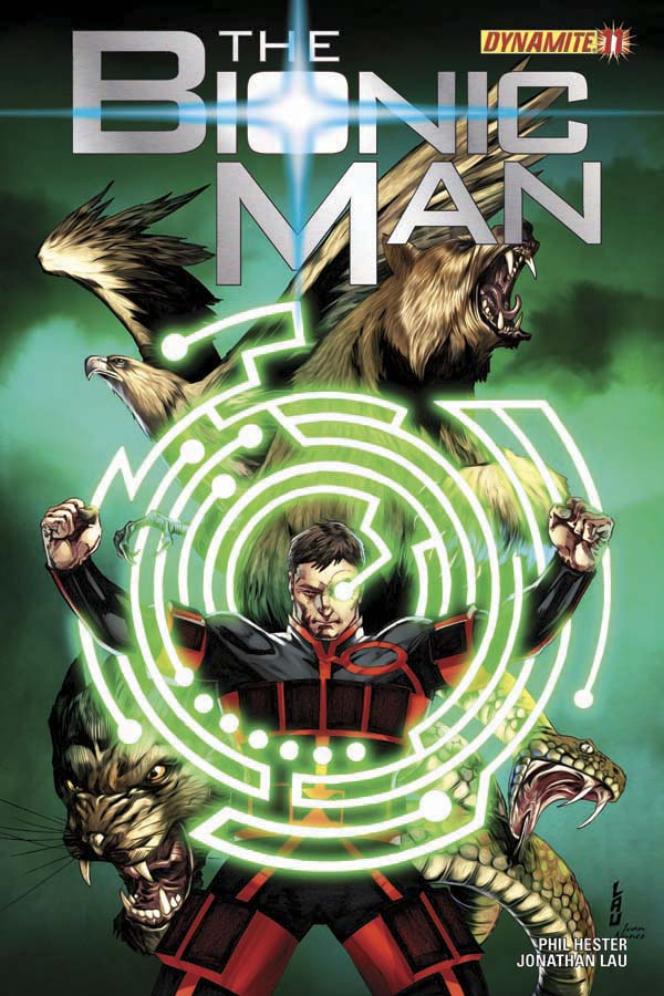 The Bionic Man # 11
