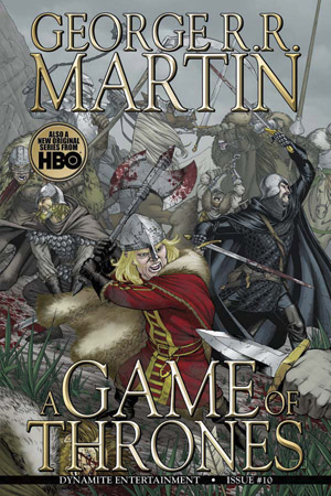 A Game of Throne # 10