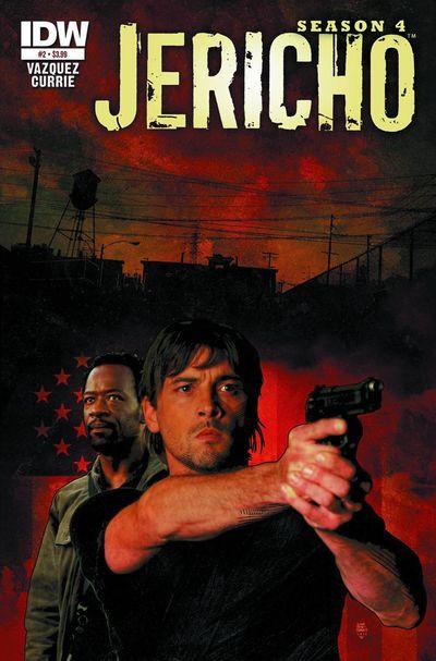Jericho Season 4 #2 (of 5)