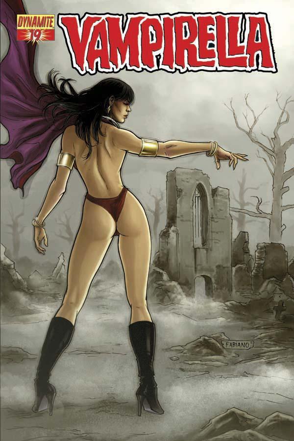 Vampirella # 19