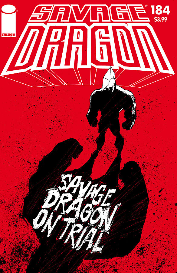 The Trial of Savage Dragon