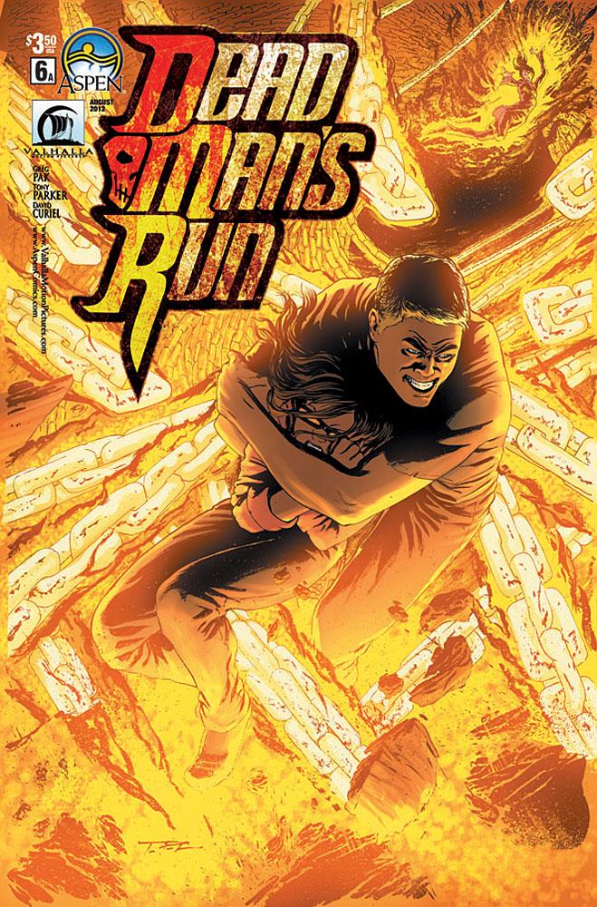 DEAD MAN'S RUN #6
