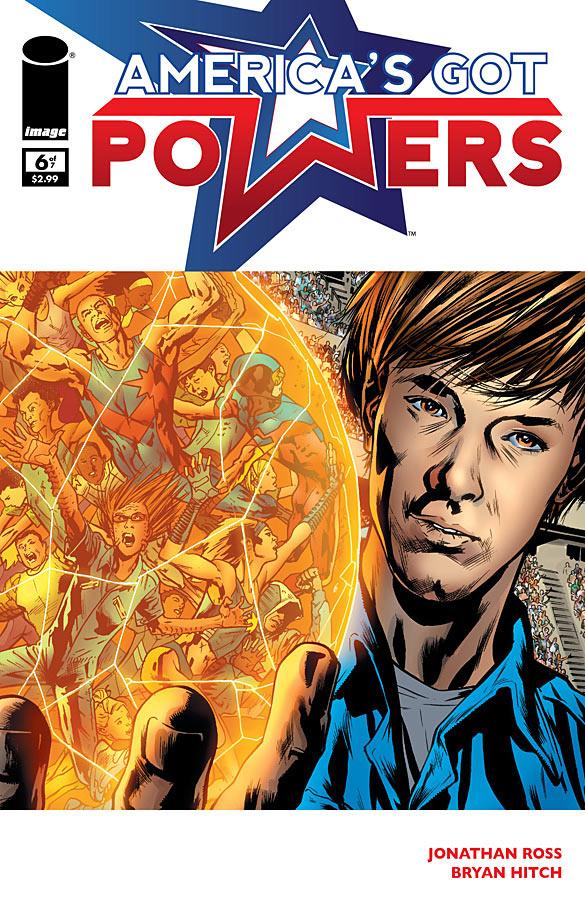 America's Got Powers #6