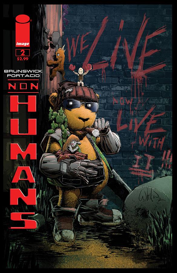 Non-Humans #2