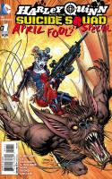 Harley Quinn And The Suicide Squad April Fool's Special